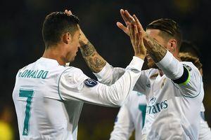 Hậu trường Real nổi sóng, Ramos chỉ trích Ronaldo
