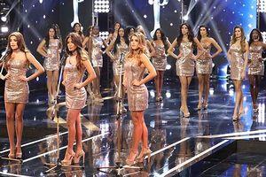 Thí sinh tham dự Hoa hậu Peru công bố số đo 'khủng' với thông điệp: Chống bạo lực đối với phụ nữ 