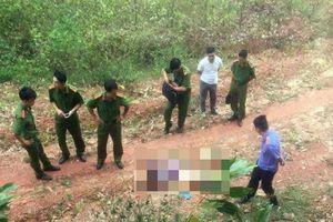 Tìm thấy chiếc xe máy của người phụ nữ bị sát hại ở Thái Nguyên