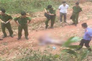 Tìm thấy xe máy của người phụ nữ nghi bị sát hại ở Thái Nguyên