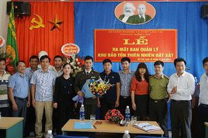 Lào Cai: Ra mắt Ban quản lý khu bảo tồn thiên nhiên Bát Xát