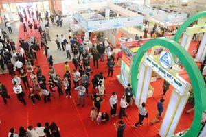 Gần 800 gian hàng tham gia Hội chợ thương mại Quốc tế Việt – Trung 2017