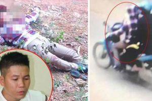 Nghi can khai động cơ sát hại người phụ nữ lái xe ôm ở Thái Nguyên