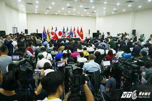 Đạt được cơ bản thỏa thuận TPP-11 để kêu gọi Mỹ trở lại