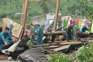 Đắk Lắk: 11 người thương vong, thiệt hại hơn 300 tỷ do bão số 12
