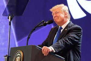 Thấy gì qua bài phát biểu của Tổng thống Mỹ Donald Trump?