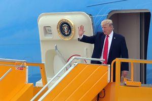 Hà Nội náo nhiệt chào đón Tổng thống Donald Trump