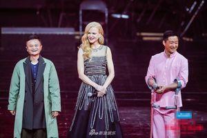 Trở về từ Việt Nam, Jack Ma dự sự kiện cùng dàn sao lớn