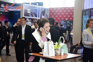 Lý Nhã Kỳ bất ngờ có mặt tại APEC 2017 với tư cách doanh nhân