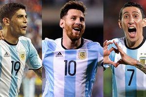 Đội hình tối ưu giúp Argentina 'đánh nhanh thắng nhanh' trước Nga