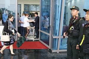 Chuyện ghi ở các chốt trực bảo vệ an ninh APEC