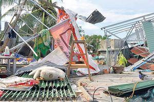 Khánh Hòa, Phú Yên - dồn sức khắc phục hậu quả bão