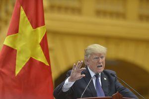Những bất ngờ từ chuyến thăm VN của Tổng thống Trump