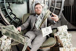 Tiền đang làm 'gã điên' Conor McGregor biến chất?