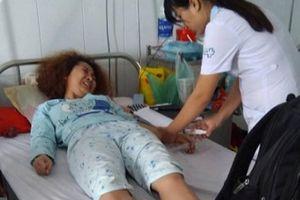 Huyện Phú Ninh vào cuộc vụ vợ Bí thư xã 'tố' bị chồng đánh