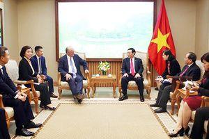 Việt Nam muốn Hãng Kiểm toán Deloitte Toàn cầu hỗ trợ doanh nghiệp phát hành trái phiếu