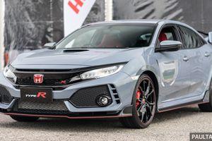 Đối thủ của Ford Focus RS - Honda Civic Type R 2017 xuất hiện với giá 1,73 tỉ đồng