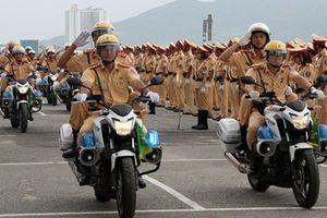 Lực lượng CSGT hoàn thành xuất sắc nhiệm vụ trong Tuần lễ Cấp cao APEC 2017