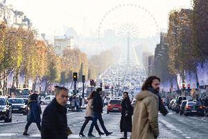 Châu Âu đối phó ô nhiễm môi trường