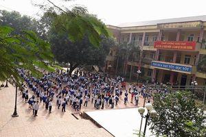 Liên tục xử phạt các trường học để xảy ra lạm thu tại Thanh Hóa
