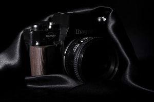Máy ảnh film Ihagee Elbaflex dùng ngàm Nikon F chuẩn bị ra mắt