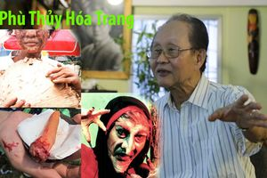 Nghệ sĩ Trịnh Xuân Chính, 'phù thủy' hóa trang có thể biến Thúy Kiều thành Thị Nở