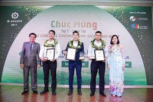 CTD, DHG, VNM được bình chọn có hoạt động quan hệ nhà đầu tư tốt nhất năm 2017