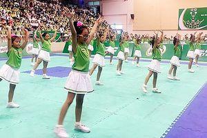 TP Hồ Chí Minh: 68 trường tiểu học dự thi thể dục đồng diễn