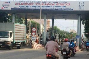 Công ty Cường Thuận chủ BOT Biên Hòa lấn sân kinh doanh đường thủy