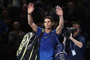 Naldal tuyên bố gây 'sốc' tại ATP Finals 2017