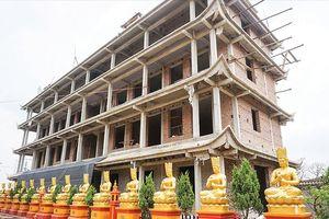 Sai phạm tại chùa Khúc Thủy: Địa phương làm ngơ, nhà chùa cố ý?