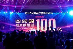 Alibaba thu về hơn 25 tỷ USD trong 'ngày độc thân'