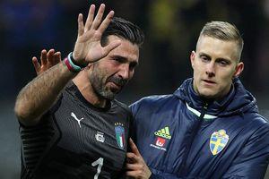 Italia lỗi hẹn World Cup 2018: Lời chia tay cay đắng của Buffon