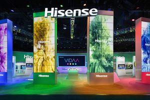 Mảng sản phẩm TV Toshiba về tay tập đoàn Trung Quốc Hisense