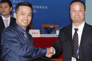 Dương Minh Logistics ký hợp tác với Công ty Quốc doanh China Garments