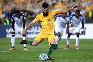 Australia 3-1 Honduras: Chuột túi Úc lần thứ 4 liên tiếp dự World Cup