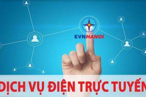 Triển khai 32 dịch vụ điện trực tuyến