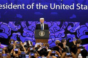 Tổng thống Mỹ Donald Trump gặt hái được gì sau chuyến công du châu Á?