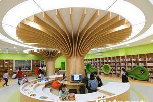 Cận cảnh thư viện sách '5 sao' đầu tiên cho thiếu nhi tại Việt Nam