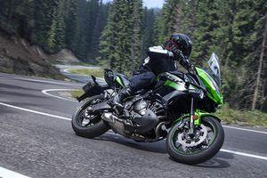 Kawasaki Versys 650 2018 'chốt giá' 224 triệu tại Ấn Độ