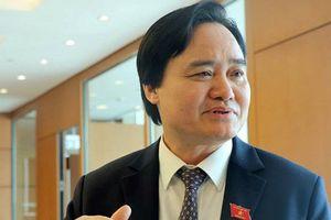 Bộ trưởng Phùng Xuân Nhạ: Nếu không bảo vệ được danh dự thầy cô giáo thì không được