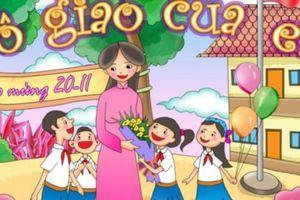 Món quà đặc biệt tặng thầy cô giáo nhân ngày Nhà giáo Việt Nam 20/11 ai cũng có thể làm