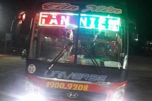Gia Lai: Phụ xe Tân Niên đánh hành khách nhập viện