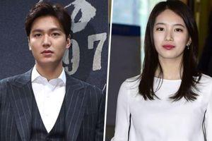 Không còn là tin đồn, JYP xác nhận Suzy và Lee Min Ho đường ai nấy đi sau 2 năm hẹn hò