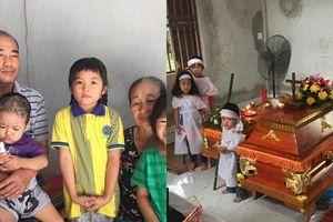 Nghẹn lòng bé gái 7 tuổi chứng kiến mẹ và em chết đuối dưới ao, hàng ngày vẫn ngước lên bàn thờ cúi chào rồi mới đi học
