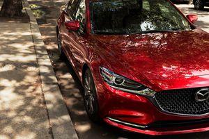 Mazda6 2018 được trang bị động cơ tăng áp
