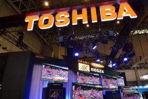 Toshiba bán mảng TV cho công ty Trung Quốc