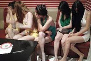 Những gái gọi đóng mác 'kiều nữ PG'