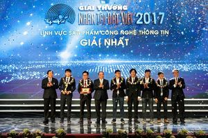 Vinh danh Nhân tài Đất Việt 2017 trên nhiều lĩnh vực