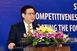 Phó thủ tướng Vương Đình Huệ: Nhờ 4.0, mọi người dân đều có thể khởi nghiệp